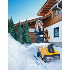 Уборка снега - легко и просто